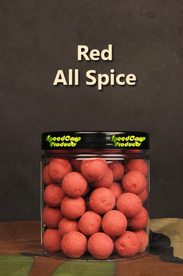Red all spice popups