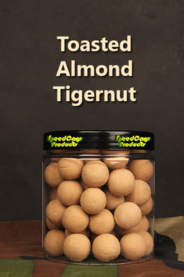 Almond & Tigernut popups