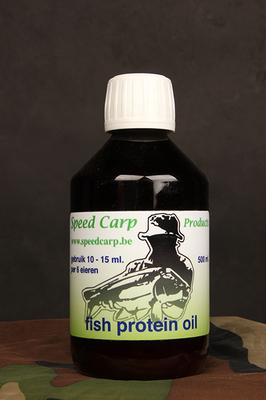 Fish Protein Oil