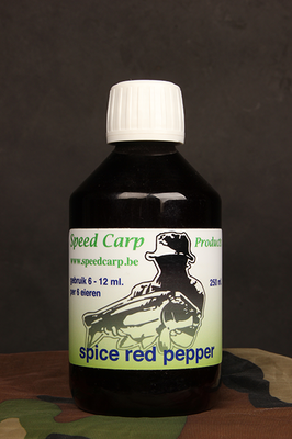 Spice Red Pepper
