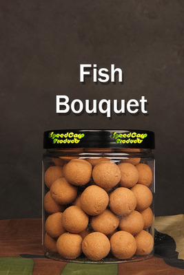 Fish Bouquet popups