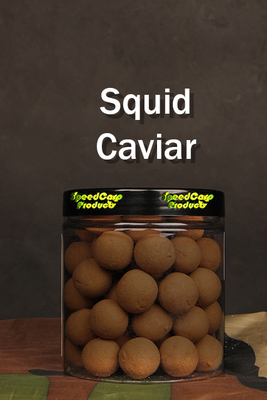 Squid Caviar popups