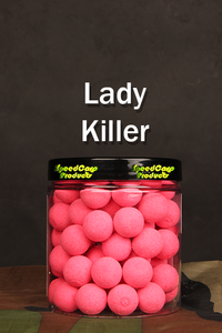 Lady Killer popups